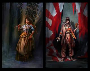 Assassin's Creed TLMC: Main Character by KangJason