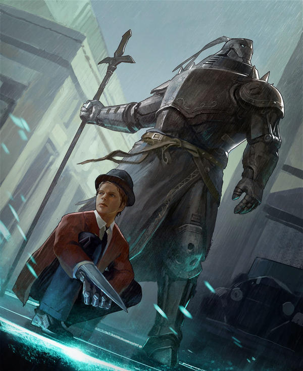 Fullmetal Alchemist by KangJason on DeviantArt