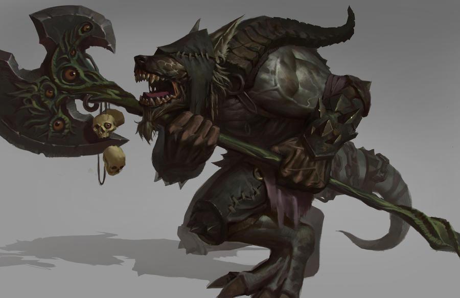 Hellhound by KangJason