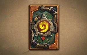 Hearthstone: Goblin Cardback by KangJason