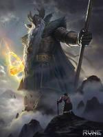 Rune: Ragnarok - Odin by KangJason