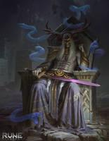 Rune: Ragnarok - Loki by KangJason