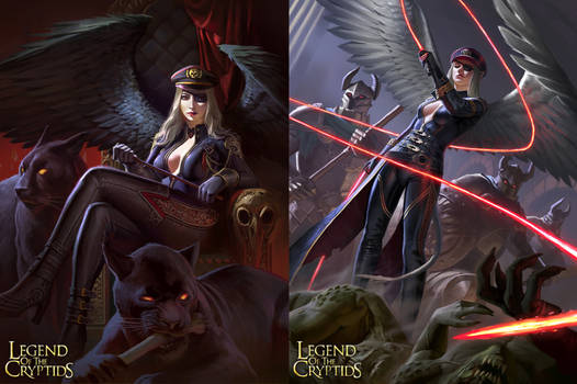 Legend of the Cryptids: Demoness General