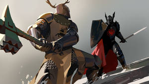 Battle of the Trident by KangJason
