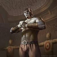 The Elder Scrolls: Legends - Camonna Tong Heavy