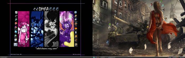 Desktop 18 March 2009 by gac64k56