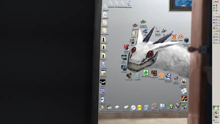 Desktop as of 14 October 2009 by gac64k56