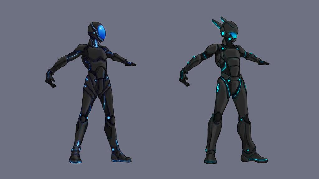 Runners Concept by SesshuTLaw