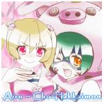Airu and Cho-Hakkaimon Avatar by DikPeach92