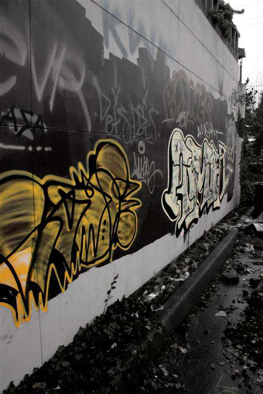 Urban Waste Project - Photo 8 by skait