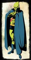 Martian ManHunter DC comic Style by Pramodace