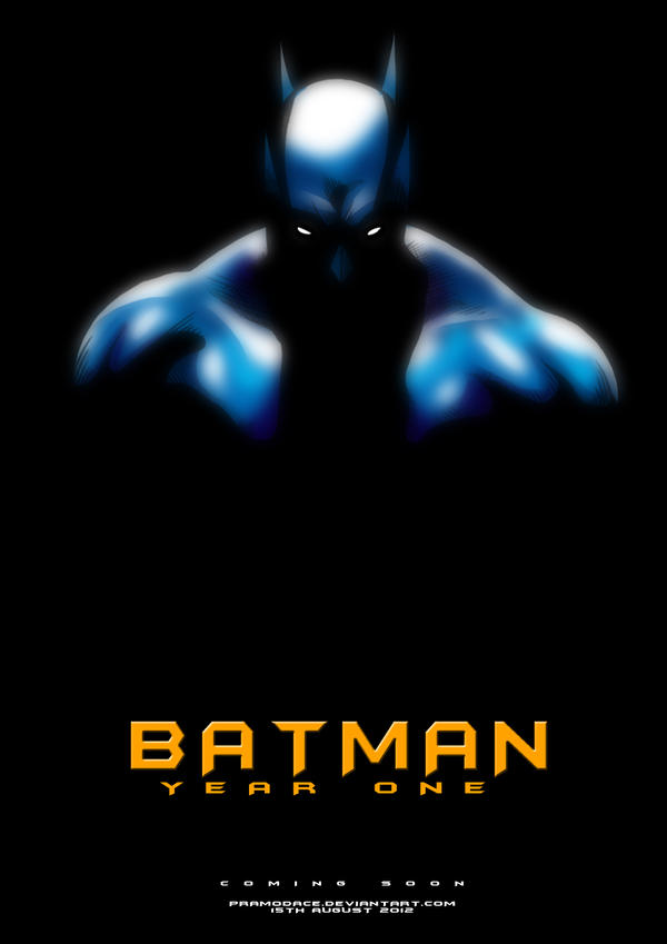 Batman Year One Promo by Pramodace