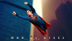 Second Christopher Reeve As the Man of Steel