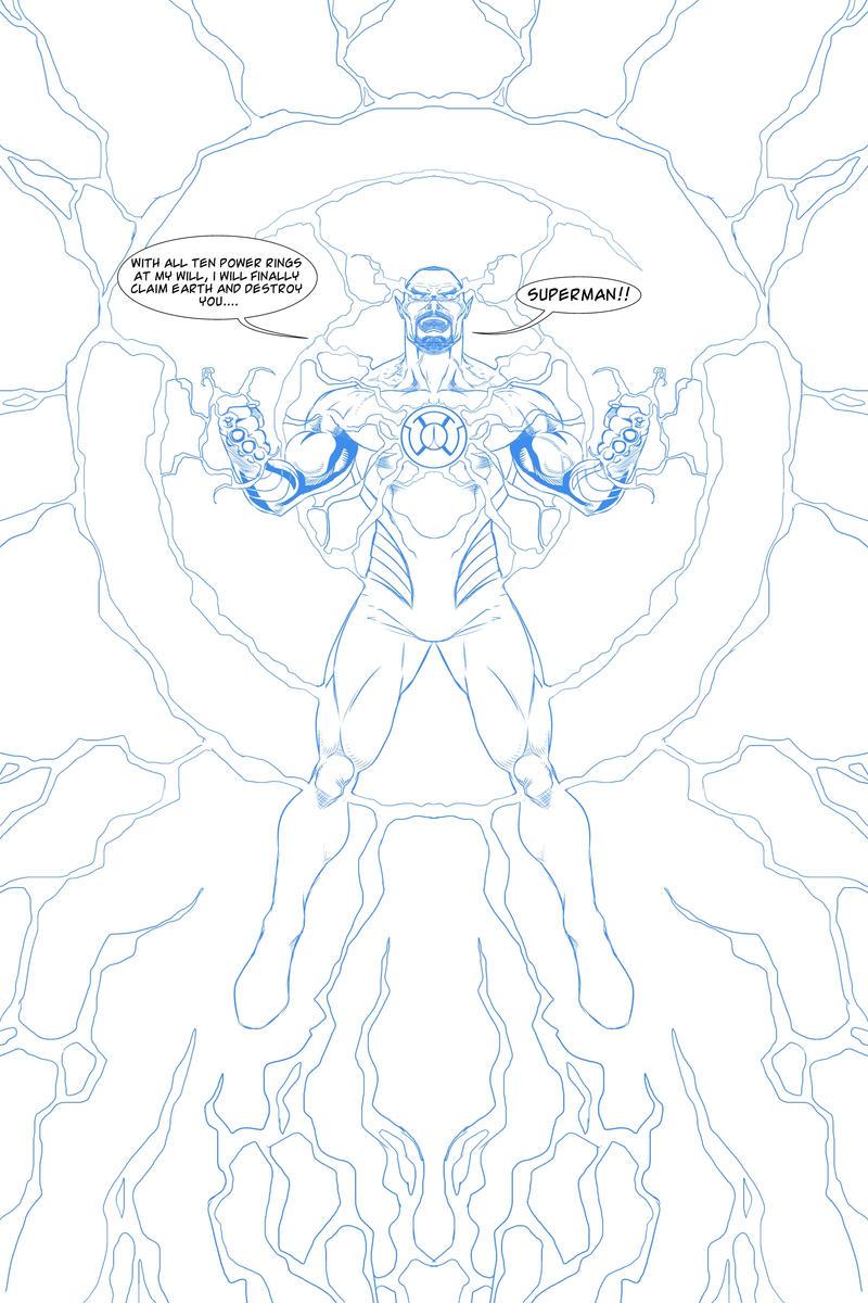 Sinestro by Pramodace
