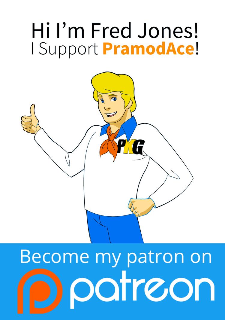 Fred by Pramodace