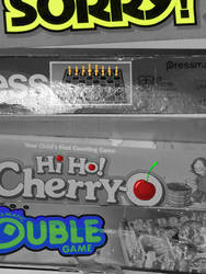 Sorry, Cherry-o