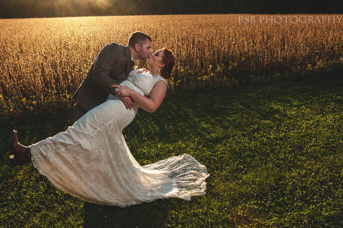 Adrienne and Steve at the Fields by truthcanbebought