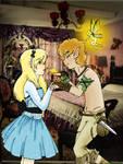 Wonderland Meets Neverland