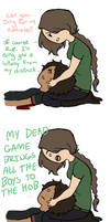 THG- I sang her to death