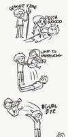 Catching Fire- Finnick Saves the Day by Jessiphia
