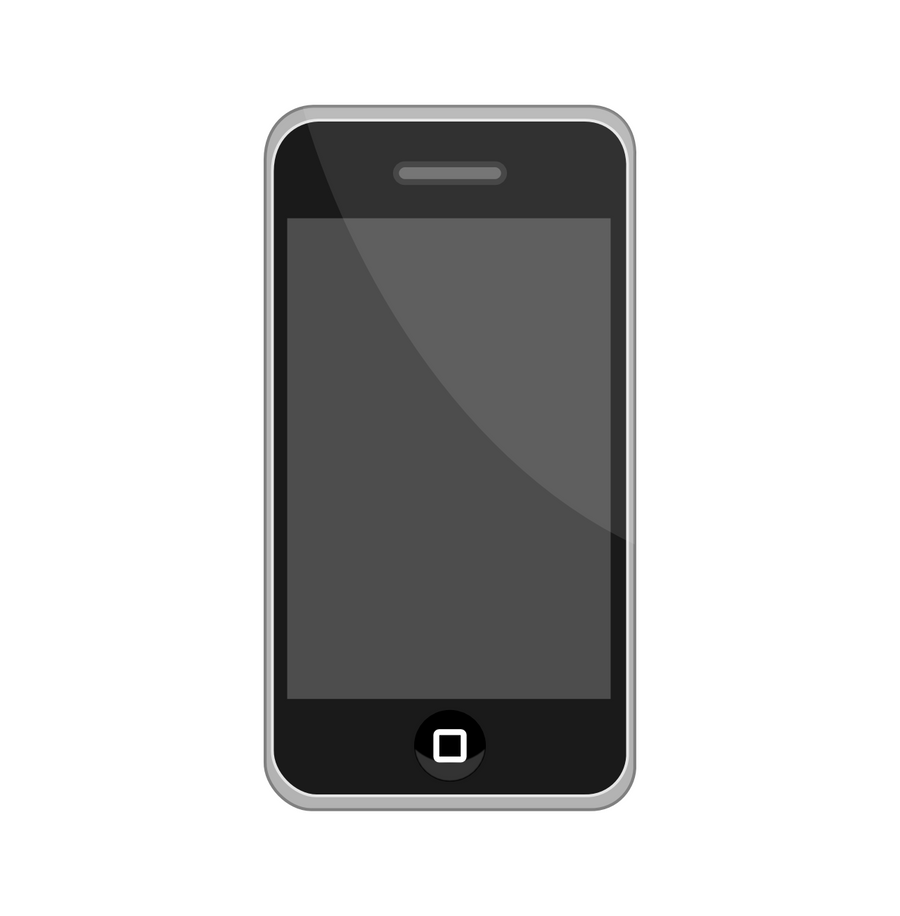 iphone vector by schmychael on deviantart