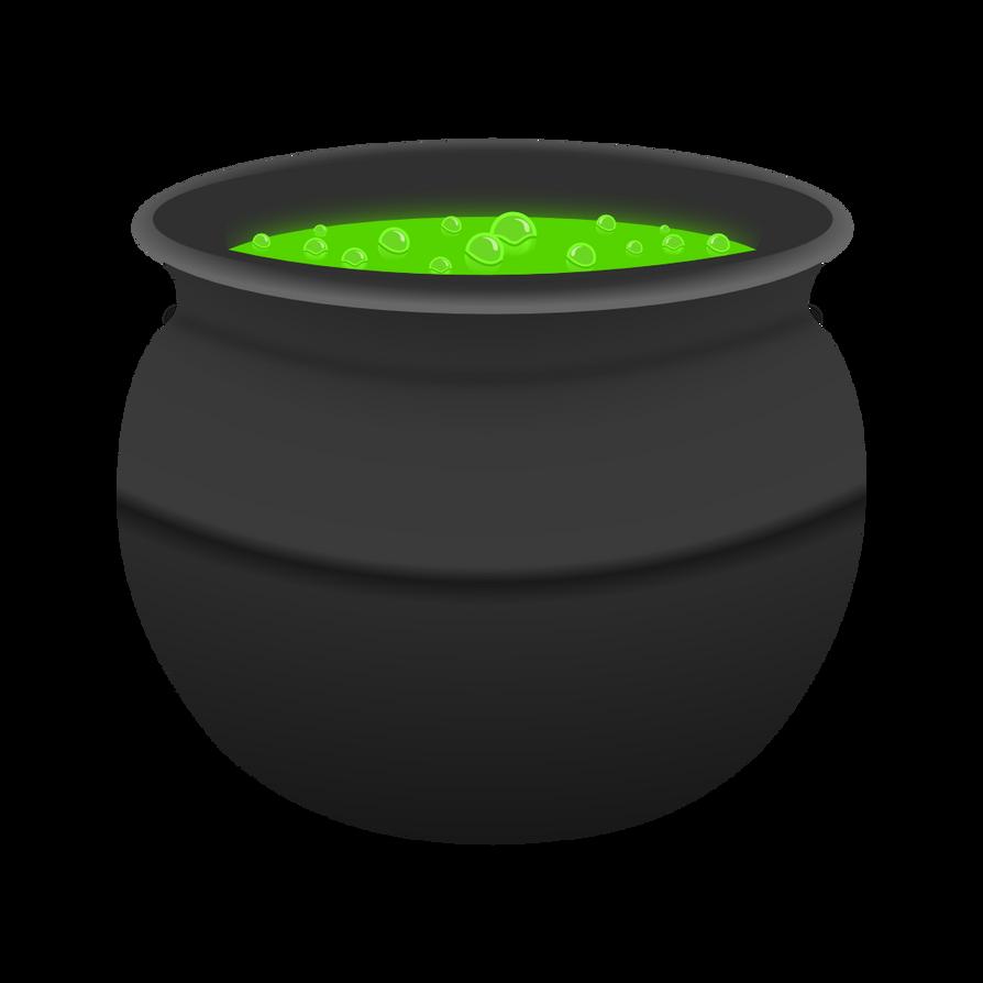 cauldron by schmychael on deviantart pot clip art free images put clip art on a letter
