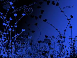 Valentine HEART 3 by Daemonika