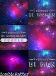 Bisexual Galaxy Aesthetic