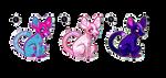 Sphynx Cats Batch #1 CLOSED by funkyhennadopts