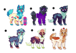 Canine Adopts | OPEN by funkyhennadopts