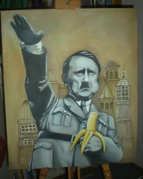 Hitler's last banana/ Sieg Heil Banana!