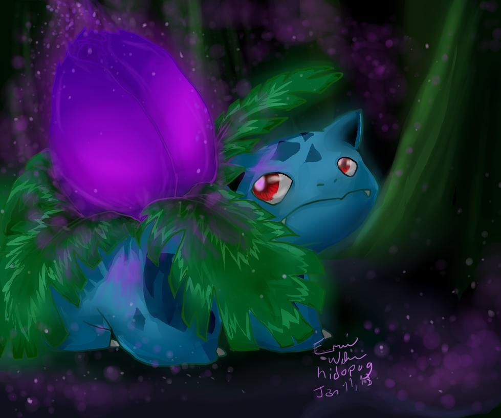 Ivysaur by nidopug