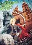 Fullmetal Alchemist by Gen-nai