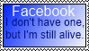 Facebook Stamp by VanillaStitches
