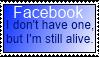 Facebook Stamp by PrincessPwrs