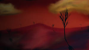 Hellish Desert