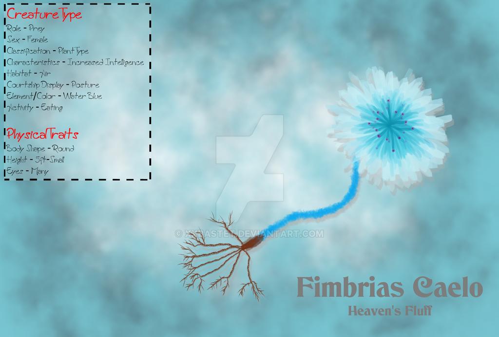 Fimbrias Caelo by xxBastet