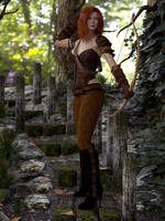 Archer by 3dmania