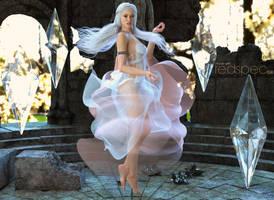 TGX Promo: 'Sorceress of Light' by 3dmania