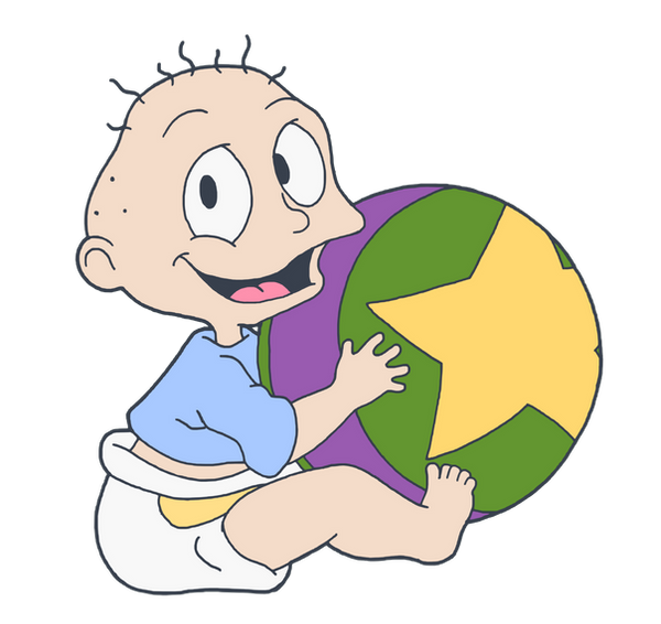 Tommy Pickles by LilBambina