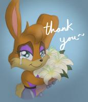 Thank you Christine by DonkeyInTheMiddle