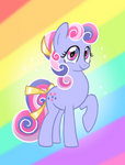Crystal pony: Sweet Stuff