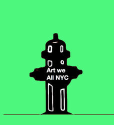Art we All NYC Highdrant Art