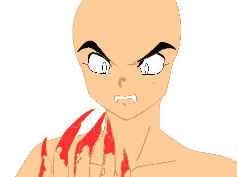 demon base by nadiaeve on deviantart