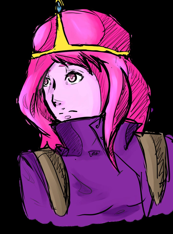 Bubblegum by lady-zaphir