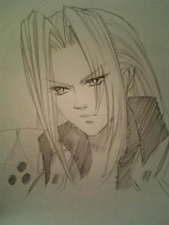 Sephiroth by takaraiyuki