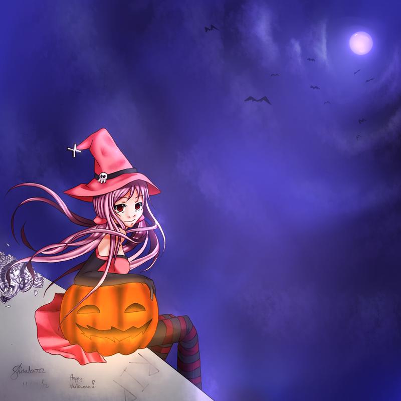 Happy Halloween by shizuka722