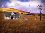 Folk Art Farmhouse