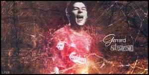 Steven Gerrard by LFCRed