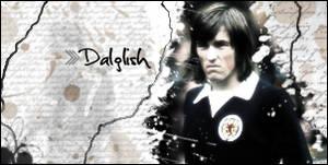 Kenny Dalglish by LFCRed